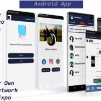 Softexpochats - A Chatting App + Private Network
